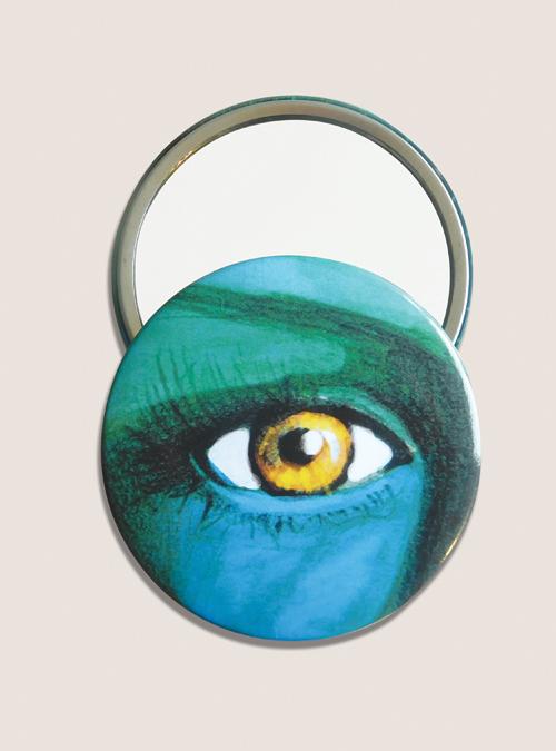 A mirror eye