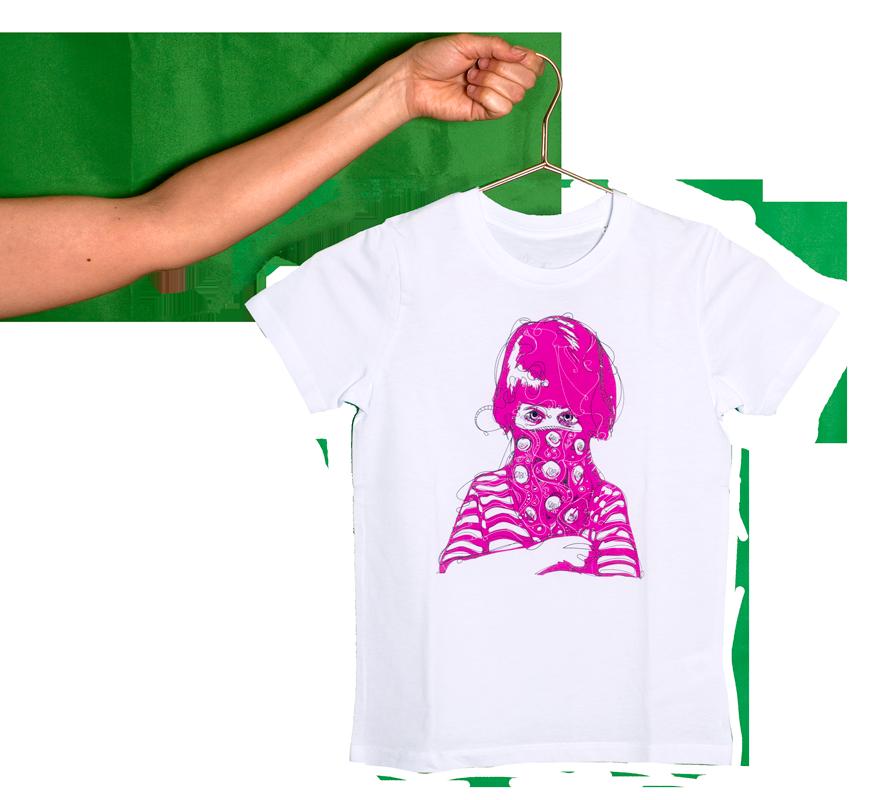 Magliette Isablu in cotone biologico